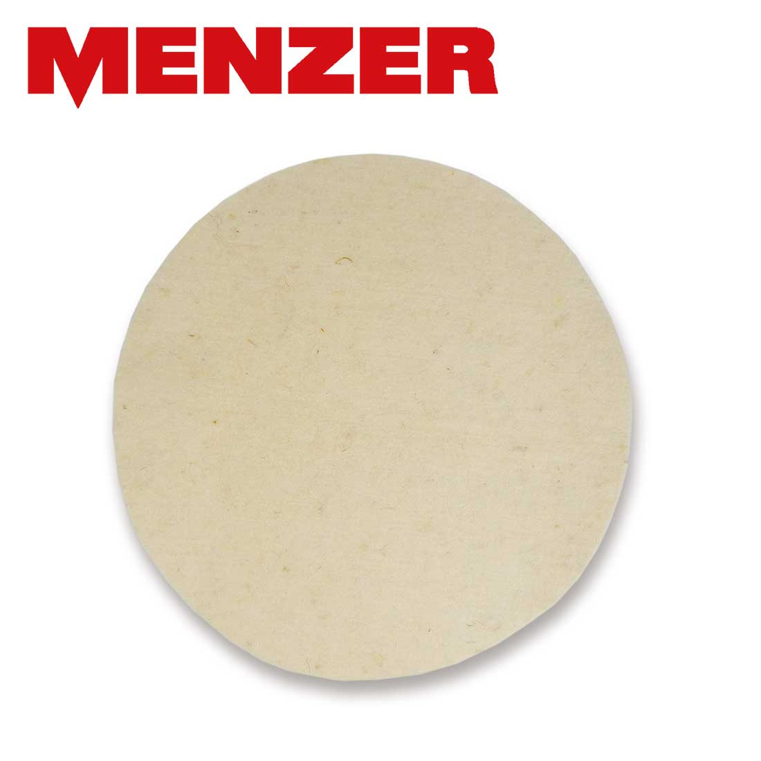 MENZER Wollpad (natur)